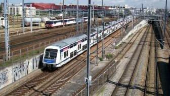 Les nouveaux RER D et E arriveront avec deux ans de retard