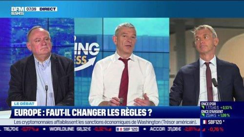 Le débat : Faut-il changer les règles en Europe ?, par Jean-Marc Daniel et Nicolas Doze - 19/10