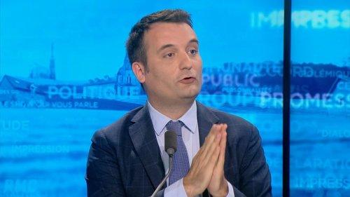 « Emmanuel Macron est devenu VRP de Pfizer et des grands labos », selon Florian Philippot
