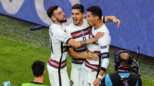 Euro: sur quelle chaîne regarder Portugal-Allemagne