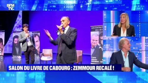 Salon du livre de Cabourg: Éric Zemmour recalé ! (2) - 25/09