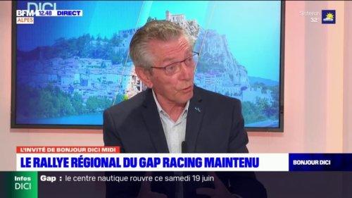 Jean-Jacques Marcellin, président de l'association sportive automobile des Alpes, évoque un possible retour du rallye Monte-Carlo dans les Hautes-Alpes