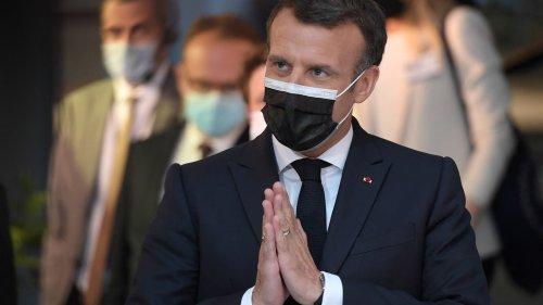 """Macron prône """"l'esprit d'apaisement"""" dans le débat sur la """"réconciliation"""" franco-algérienne"""