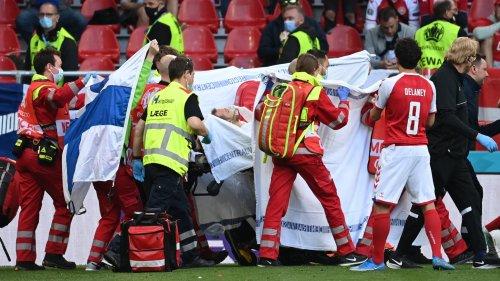 Euro: le grave malaise d'Eriksen a rappelé de terribles souvenirs aux amateurs de football