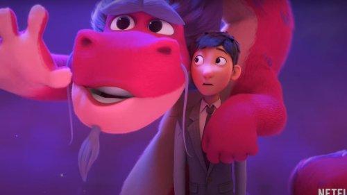"""""""Le Dragon-génie"""": Netflix dévoile la bande-annonce de son prochain film d'animation"""