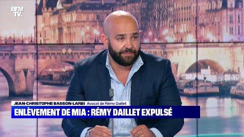 Expulsion de Rémy Daillet et de sa famille de Malaisie: son avocat réagit sur BFMTV - 13/06