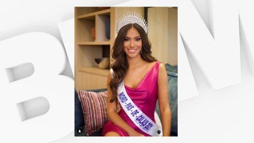 Miss France 2022: Donatella Meden élue miss Nord-Pas-de-Calais