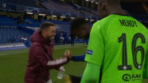 Real Madrid: le père de Courtois s'en prend à Hazard