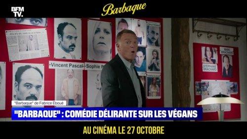 """""""Barbaque"""": comédie délirante sur les végans - 27/10"""