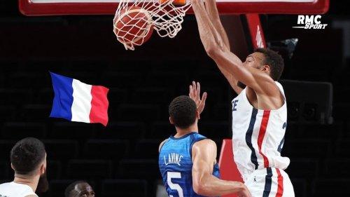 """JO 2021 (basket) : Gobert veut revoir Team USA en finale """"Ils seront meilleurs à la fin du tournoi"""""""