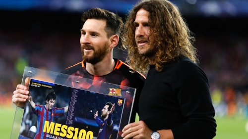 Messi: Barcelone sous le choc, seul Puyol réagit