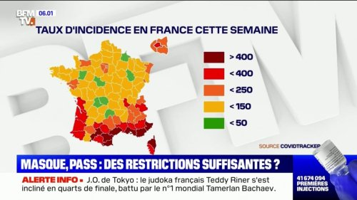 Après la Martinique et la Réunion, un reconfinement est-il possible en métropole ?