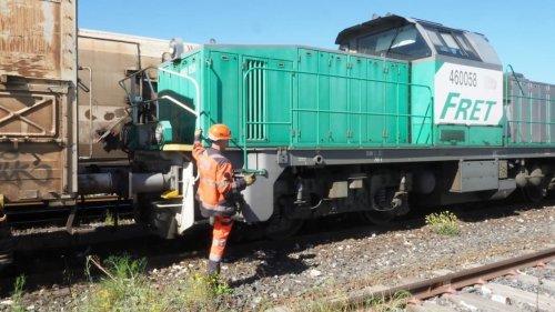 La ligne de fret Rungis-Perpignan devrait rouvrir en octobre
