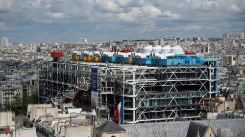 Paris: les travaux de rénovation du centre Pompidou reportés après les JO 2024
