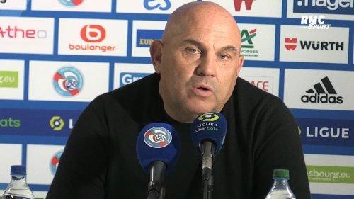 "Strasbourg - Metz : ""Il faut qu'il se remette en question"", Antonetti tacle Niane"