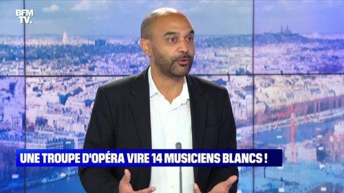 Une troupe d'Opéra vire 14 musiciens blancs ! - 18/09