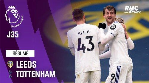 Résumé : Leeds 3-1 Tottenham - Premier League (J35)