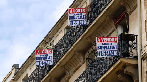 Face à des prix qui ont flambé, les acheteurs immobiliers se font un peu plus rares