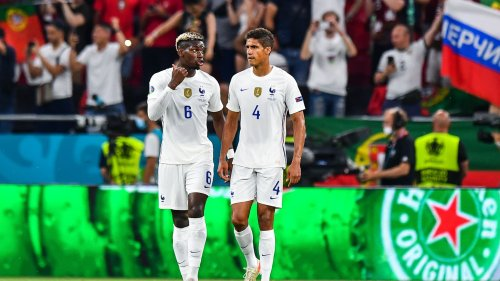 Manchester United: la venue de Varane pourrait avoir changé la donne dans le dossier Pogba