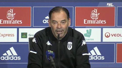 """Ligue 1 : 4 équipes pour le titre, """"c'est bien pour le spectacle"""" assure Moulin (Angers)"""