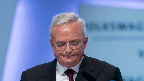 Dieselgate: Volkswagen réclame plus d'un milliard d'euros à son ancien patron