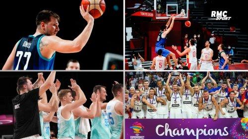 JO 2021 (Basket) : 5 choses à savoir sur la Slovénie, adversaire des Bleus en demie