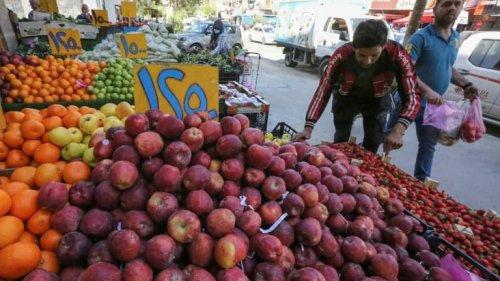 Les prix des fruits et légumes redescendent à leur niveau d'avant-crise