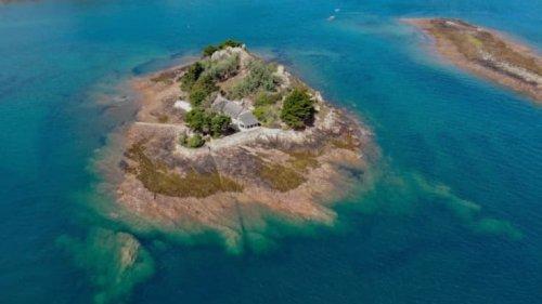Cette île privée en Bretagne qui peine à trouver preneur