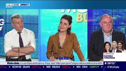 Le débat : Pour ou contre un SMIC européen ? par Jean-Marc Daniel et Nicolas Doze - 20/09