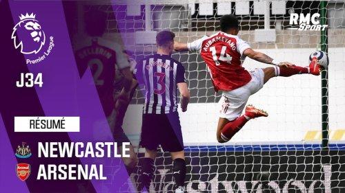 Résumé : Newcastle 0-2 Arsenal – Premier League (J34)