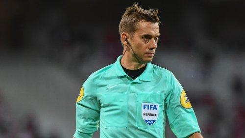 Ligue Europa: Clément Turpin au sifflet pour la finale Villarreal-Manchester United