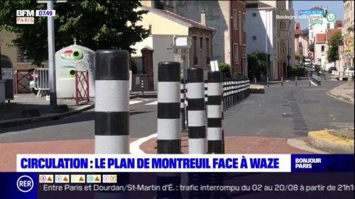 Île-de-France: des villes élaborent un plan contre l'application Waze