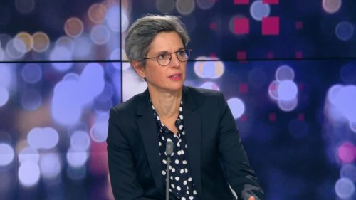 """Propos d'Emmanuel Macron sur le temps de travail: Sandrine Rousseau évoque un """"discours dangereux"""""""