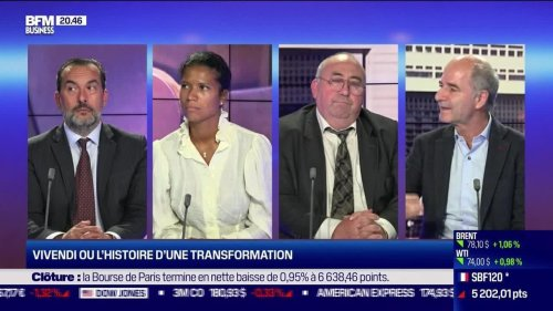 La semaine de Marc (2/2): Vivendi ou l'histoire d'une transformation - 24/09