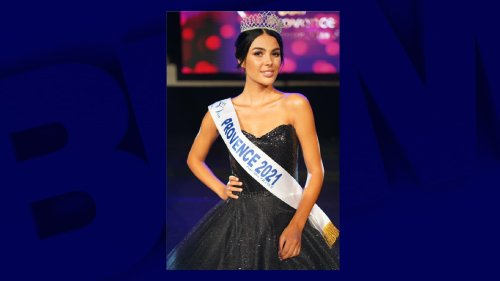 Eva Navarro est élue Miss Provence 2021