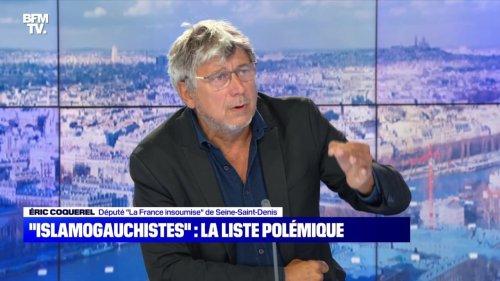 """""""Islamogauchistes"""" : la liste polémique - 18/09"""