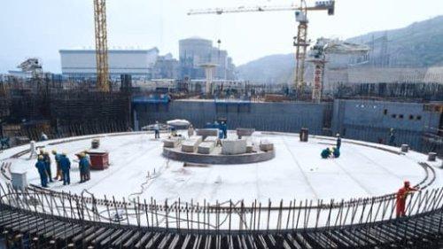Possible fuite dans une centrale nucléaire EPR chinoise