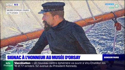 Musée d'Orsay: une exposition dédiée à Paul Signac s'est ouverte cette semaine