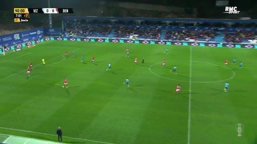 Résumé : Vizela 0-1 Benfica - Liga portugaise (J9)