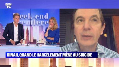 Dinah, quand le harcèlement mène au suicide - 24/10