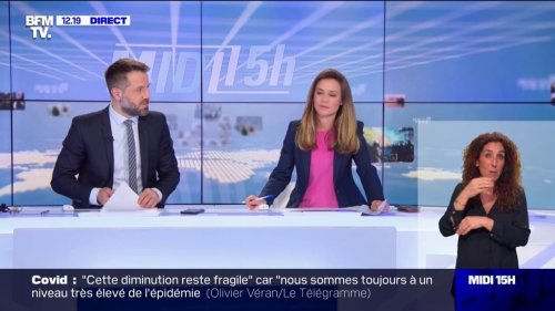 """""""Le président m'a rassurée"""": Après avoir interpellé Emmanuel Macron sur l'absence de mixité dans l'école de son fils, une mère de famille témoigne sur BFMTV"""