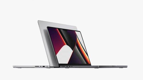 Apple dévoile un nouveau MacBook Pro, avec un design repensé et une encoche