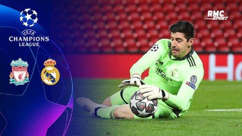 Liverpool - Real Madrid : Les parades de Courtois, héros de la qualif' (et qui va retrouver Chelsea)