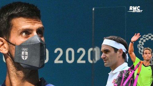 """JO 2021 - Tennis : un tournoi olympique sans Nadal et Federer... une sensation """"étrange"""" concède Djokovic"""