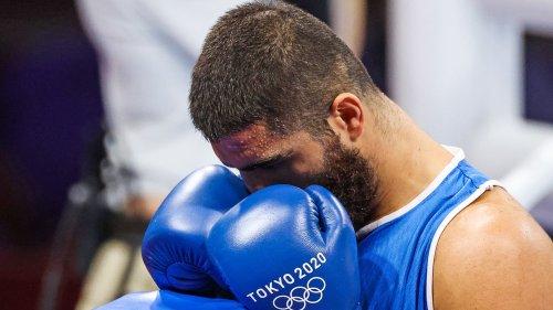 JO 2021 (boxe): la justice sportive déboute Aliev, sa disqualification maintenue