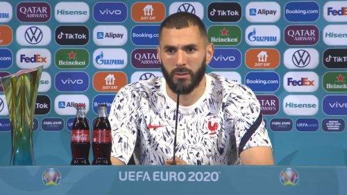 Euro: l'UEFA accepte d'enlever les bouteilles de bière devant la presse pour les joueurs musulmans