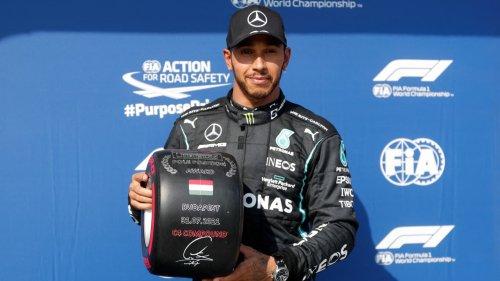GP de Hongrie: copieusement sifflé, Hamilton chambre le public