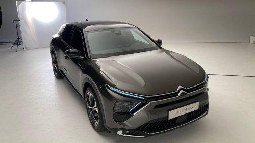 Avec la grande berline C5X, Citroën veut se relancer dans le haut de gamme et à l'international