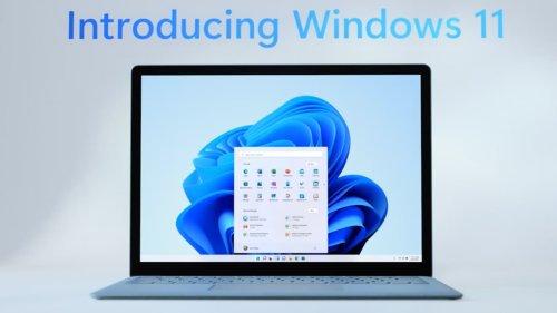 Microsoft présente Windows 11: voici les principales nouveautés