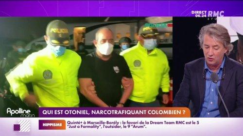 Qui est Otoniel, un trafiquant de drogue colombien arrêté en pleine jungle?